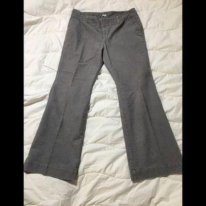 GAP Women's Corduroy Trousers Size 12